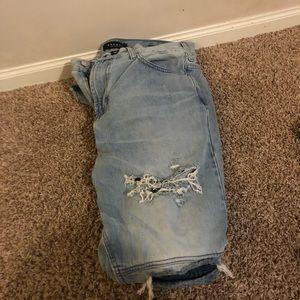 All denim pacsun jeans